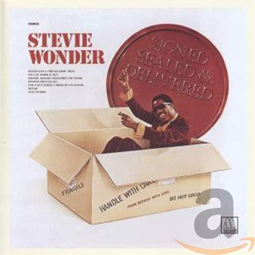 Stevie Wonder - Signed, Sealed & Delivered - Zortam Music