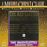 Cubierta del álbum de The Marvelettes' Greatest Hits