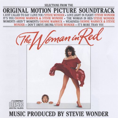 Stevie Wonder - Woman in Red Soundtrack - Zortam Music