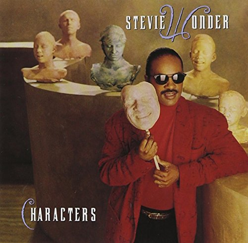 Stevie Wonder - Characters - Zortam Music
