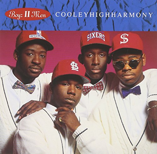 Boyz II Men - Cooleyhighharmony [1993 Reissue] - Zortam Music