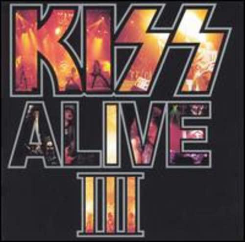 Kiss - Rock And Roll All Nite (Alive III) Lyrics - Zortam Music