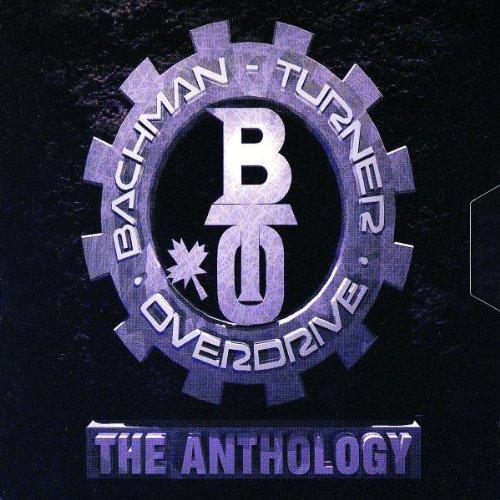 Bachman Turner Overdrive - Anthology (Disc I) - Zortam Music