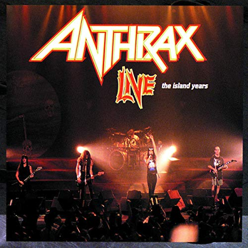 ANTHRAX - Live The Island Years - Zortam Music