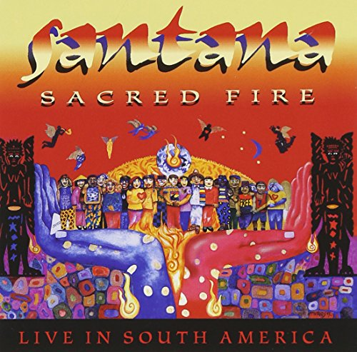 Santana - SACRED FIRE. LIVE IN SOUTH AMERICA - Zortam Music