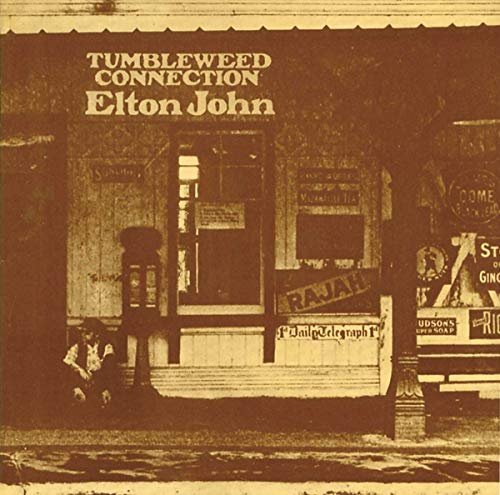 Elton John - Tumbleweed Connection (MFSL Ultradisc) - Zortam Music