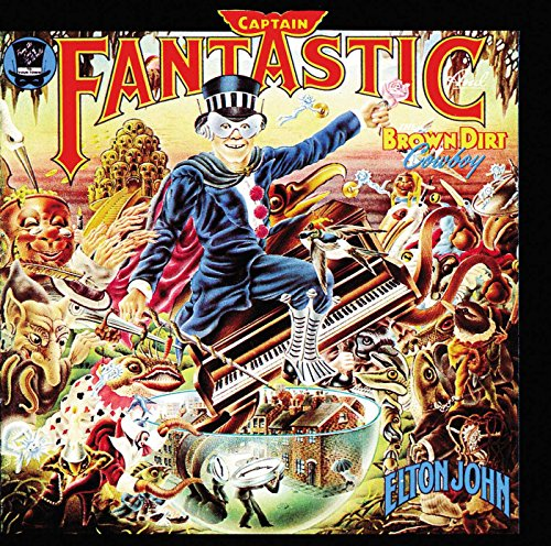 Elton John - Captain Fantastic and The Brown Dirt Cowboy (Remastered) - Zortam Music