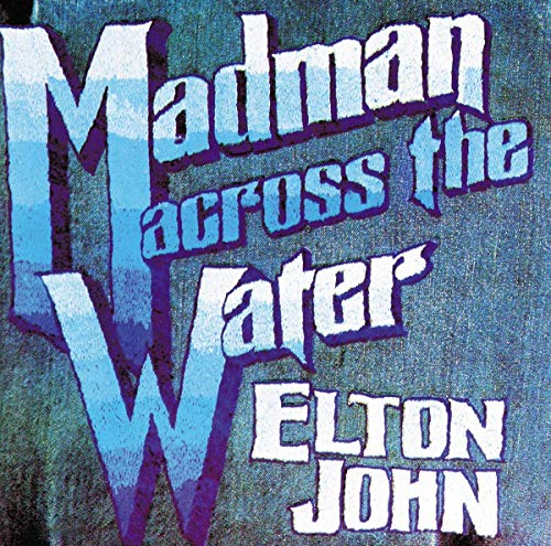 Elton John - Madman Across The Water [Japan Vinyl Replica] - Zortam Music