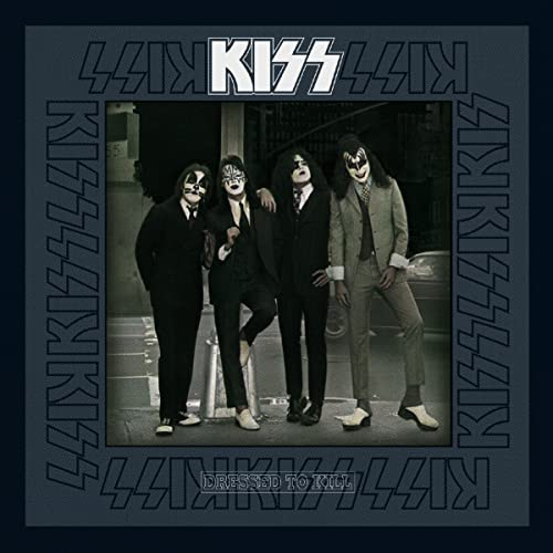 Kiss - Dressed to Kill - Zortam Music