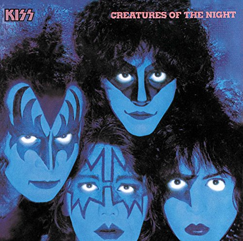 Kiss - Creatures Of The Night Peter Criss Out Of Control - Zortam Music