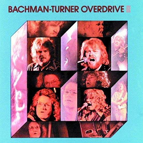 Bachman-turner Overdrive - I Don