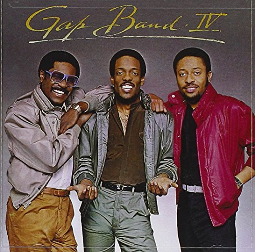 The Gap Band - Gap Band IV - Zortam Music