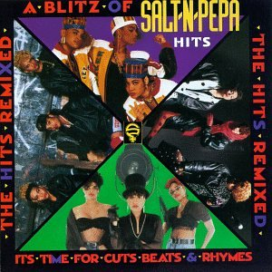 Salt n Pepa - A Blitz Of Salt-N-Pepa Hits - Zortam Music