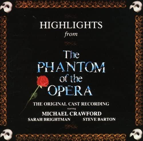 Andrew Lloyd Webber - Highlights from Phantom Of The Opera - Zortam Music
