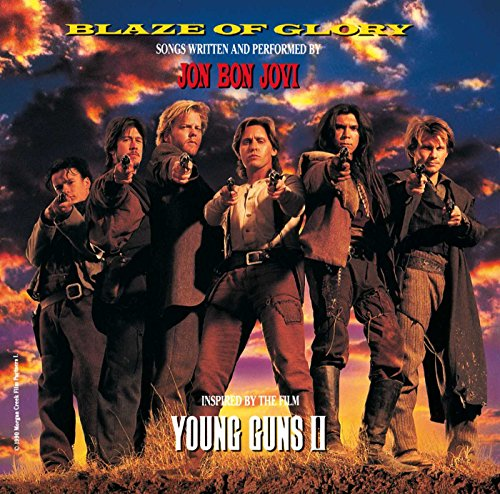 Bon Jovi - Blaze Of Glory, Young Guns II - Zortam Music