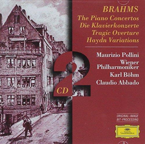 Brahms - Brahms: Tragic Overture Op.81/Song of Destiny Op.54/Symphony No.3 (Claudio Abbado) - Zortam Music
