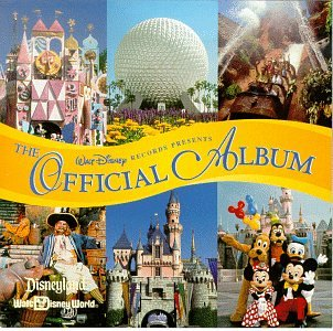 Disney - Disney: The Official Album of Disneyland - Zortam Music