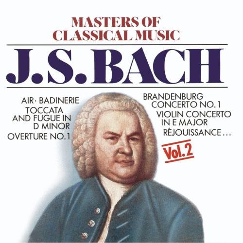 Bach - Masters Of Classical Music Vol. 2 - Zortam Music