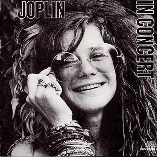 Janis Joplin - In Concert - Zortam Music