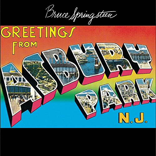 Bruce Springsteen - Greetings From Asbury Park N.j - Zortam Music