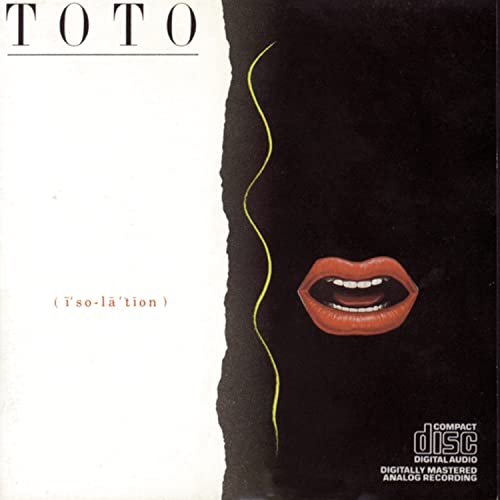 Toto - Isolation - Zortam Music