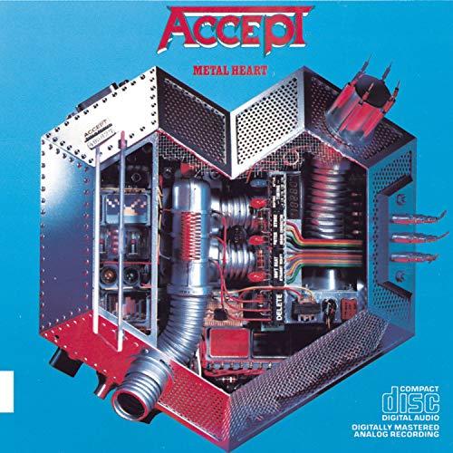 Accept - Metal Heart (Reissue) - Zortam Music