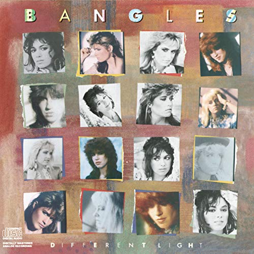 Bangles - Different Light - Zortam Music