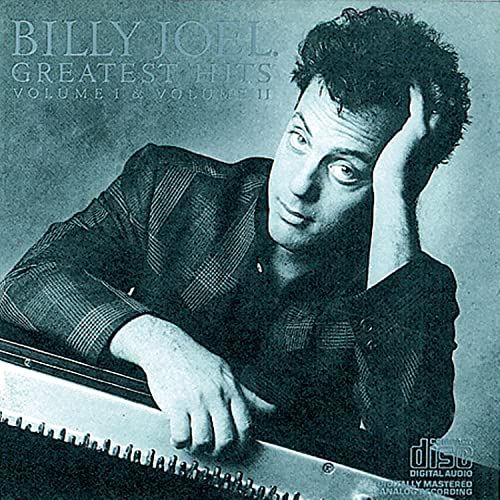 Billy Joel - Greatest Hits, Vols. 1 & 2 (1973-1985) [Bonus CD-ROM Track] Disc 1 - Zortam Music