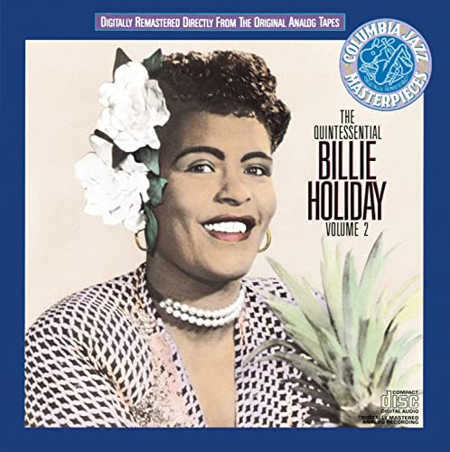 Billie Holiday - The Quintessential Billie Holiday, Vol. 2 - Zortam Music