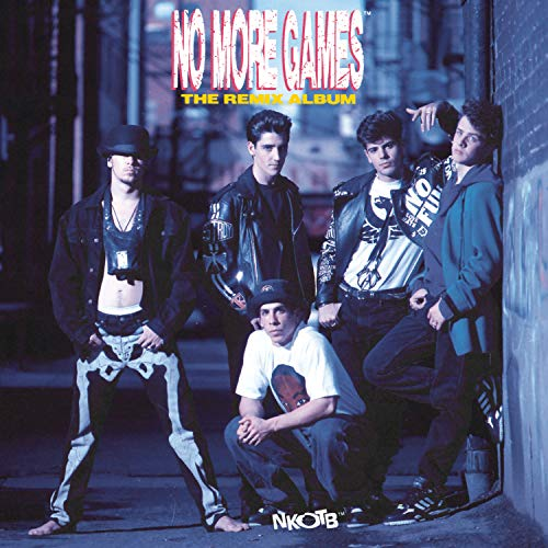 New Kids On The Block - No More Games - Zortam Music
