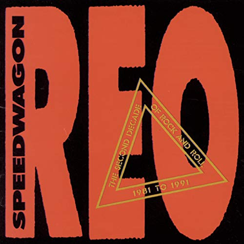 REO Speedwagon - The Second Decade Of Rock And - Zortam Music