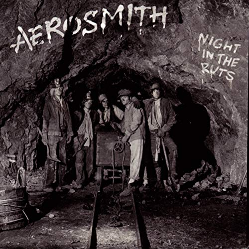 Aerosmith - Night In The Ruts - Zortam Music