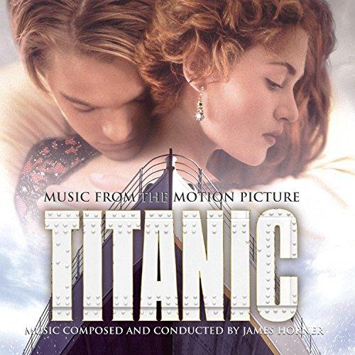 James Horner - Titanic: Music From the Motion - Zortam Music