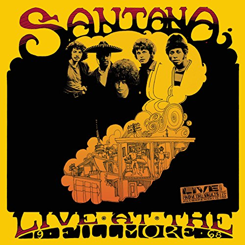 Santana - Live At The Fillmore 68 (Cd1) - Zortam Music