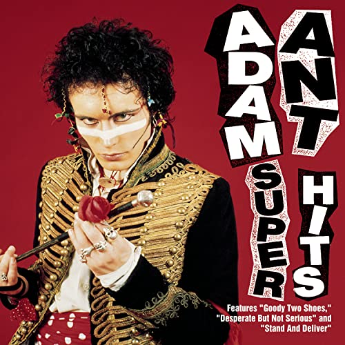 ADAM ANT - Prince Charming Lyrics - Zortam Music