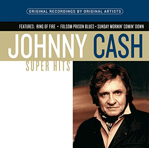 Johnny Cash - Super Hits - Zortam Music
