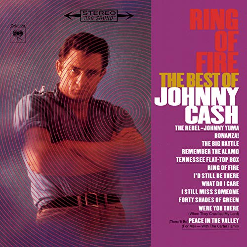 Johnny Cash - Ring of Fire (The Legend of Johnny Cash) [uk] - Zortam Music
