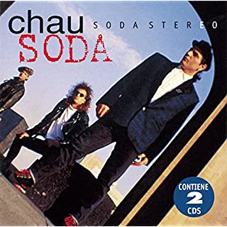 Soda Stereo - Chau Soda [Disc 2]