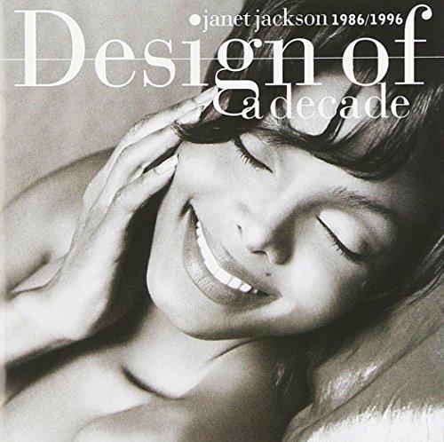 Janet Jackson - Design Of The Decade 1986-1996 - Zortam Music