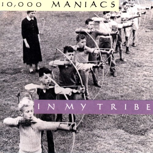 10,000 Maniacs - Rock Ballads (disc 1) - Zortam Music