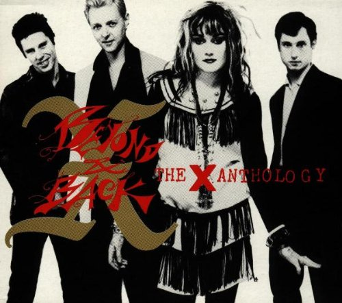 Beyond and Back: The X Anthology by X album cover