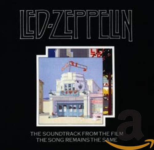 The Song Remains The Same: Soundtrack From The Led Zeppelin Film