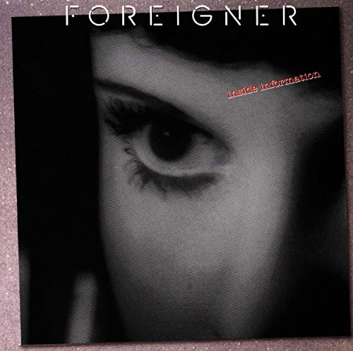 Foreigner - Inside Information - Zortam Music