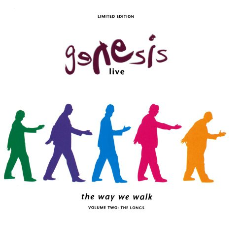 Genesis - Live/The Way We Walk Volume Two: The Longs - Zortam Music