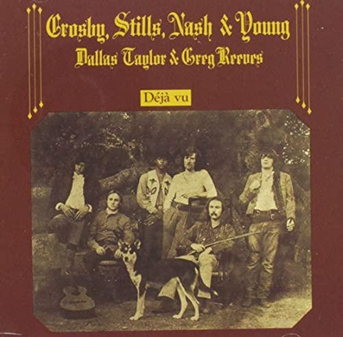 Crosby, Stills, Nash & Young - D?j Vu - Zortam Music