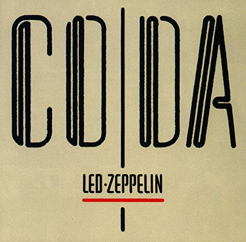 Led Zeppelin - Coda (2nd Release) - Zortam Music
