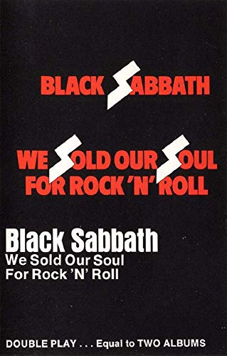 Black Sabbath - We Sold Our Soul for Rock and Roll [2 Disc] (1 of 2) - Zortam Music