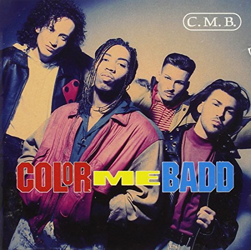 Color Me Badd - C.M.B - Zortam Music