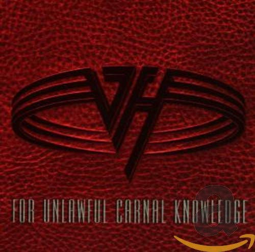 Van Halen - Unlawful Carnal Knowledge - Zortam Music