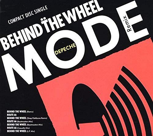 Depeche Mode - Behind The Wheel (Maxi-CD) - Zortam Music